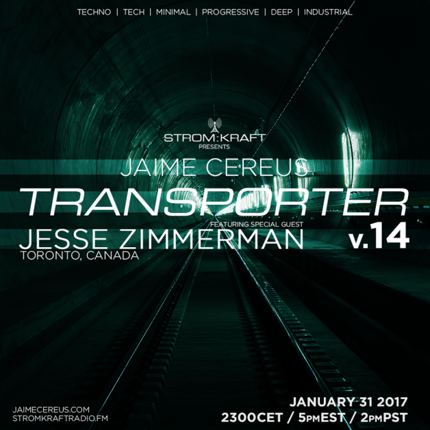 Tuesday January 31h 11.00pm CET [2.00pm SLT] – Second Life's Transporter radio show by Jaime Cereus ( USA)