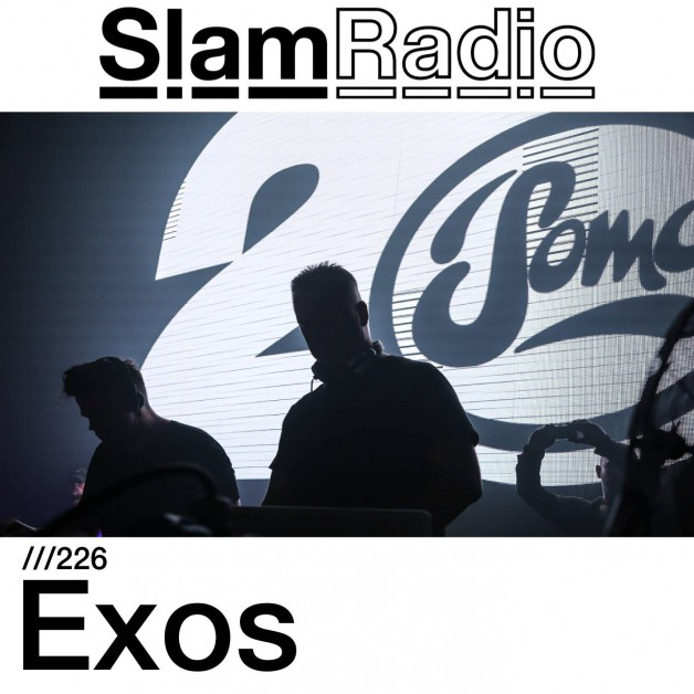 Thursday February 2nd 08.00pm CET – SLAM RADIO #226