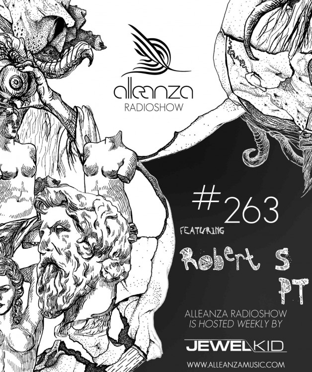 Tuesday February 9th 07.00pm CET- ALLEANZA RADIO SHOW #263 by Jewel Kid