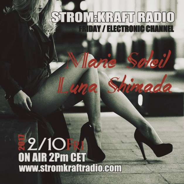 Friday February 10th 02.00pm CET – Fearless Radio #36 by Luna Shimada