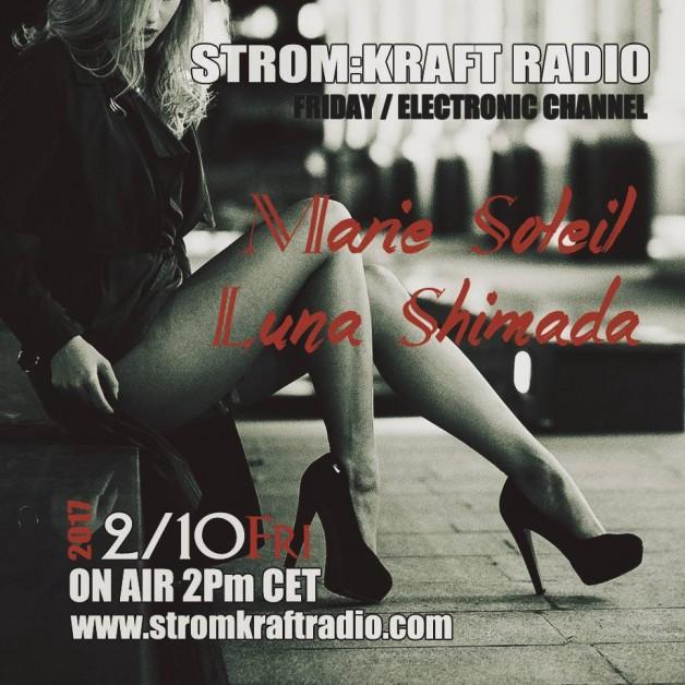 Friday February 10th 02.00pm CET – Fearless Radio #36 by Luna Shimada