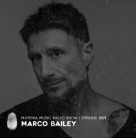 Friday February 17th 06.00pm CET – Materia Radio Show  by Marco Bailey
