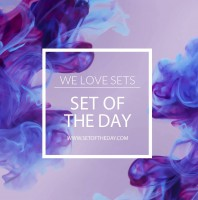 Wednesday February 22th 09.00pm CET- Set of the Day podcast #124