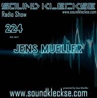 Saturday February 18th 6.00pm CET – Sound Kleckse radio  by Jens Mueller