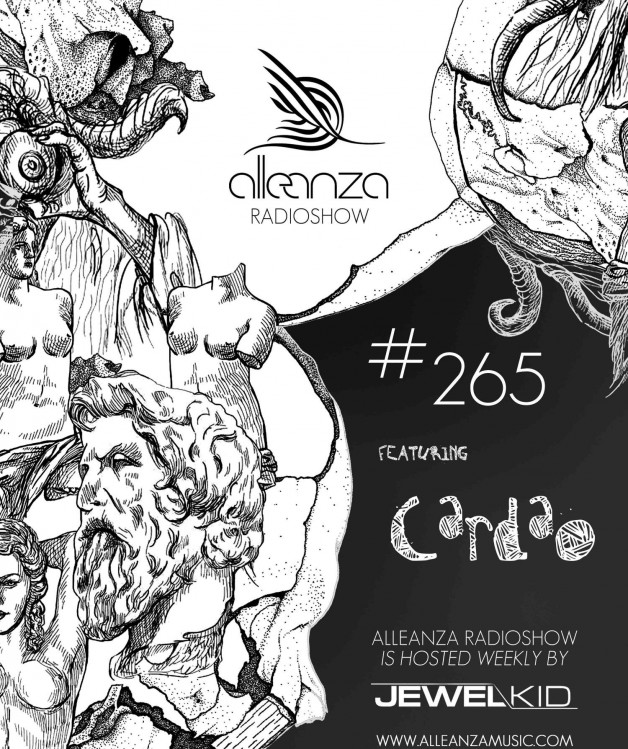Tuesday February 21th 07.00pm CET- ALLEANZA RADIO SHOW #265 by Jewel Kid