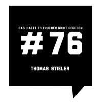 Tuesday February 21th 10.00pm CET – Das Haett Es Frueher Nicht Gegeben Podcast