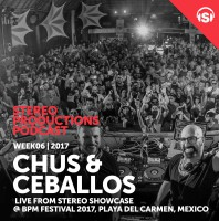 Wednesday February 22th 08.00pm CET – Stereo Productions Podcast #187 by Chus & Ceballos