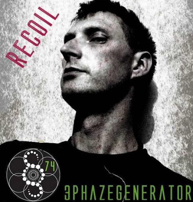 Thursday February 23th 06.00pm CET – Recoil Radio #74 by 3Phazegenerator