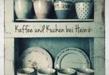 Kaffee und Kuchen bei Heinz