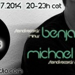Thursday 31st Jul. 8.00pm (CET) – BERLIN ESSENTIALS exclusive Radio Show presents BENJAMIN KNAB and MICHAEL OTTEN