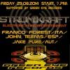 Friday 29th Aug. 7.00pm (CET) – STROM:KRAFT presents GREEN EYE RECORDS Label Showcase exclusive Radio Show
