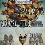 Thursday 4th Sep. 8.00pm (CET) – BERLIN ESSENTIALS exclusive Radio Show presents GORAN MEYER and MICHAEL OTTEN