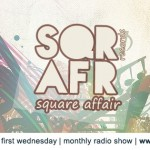Wednesday 3th Sep. 8.00pm (CET) – STROM:KRAFT presents SQUARE AFFAIR exclusive Radio Show hosted by Sven Roesch (Germany)