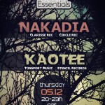 Thursday 12th Dec. 8.00pm (CET) – BERLIN ESSENTIALS exclusive Radio Show presents NAKADIA and KAOTEE