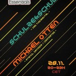 Thursday 5th Dec. 8.00pm (CET) – BERLIN ESSENTIALS exclusive Radio Show presents SCHULZE & SCHULTZE and MICHAEL OTTEN