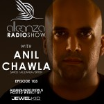 Tuesday 10th Dec. 5.00pm (CET) – JEWEL KID presents Alleanza Radio Show with guest ANIL CHAWLA