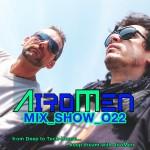 Monday July 27th 07.00pm CET- AIROMEN MIX SHOW #022 by Airomen