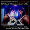 Sunday 31st Aug. 8.00pm (CET) – STROM:KRAFT presents ELECTRONIC Channel exclusive Mix by CIA aka Carla Ribeiro (South Africa)