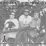 Wednesday 20th Aug. 8.00pm (CET) – STROM:KRAFT pres. MiRaCoDa (Italy) exclusive Radio Show