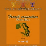 Thursday 13th Mar. 4.00pm (CET) – Planet X presents FRENCH CONNECTION exclusive Radio Show