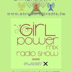 Wednesday 10th Dec. 5.00pm (CET) – PlanetX presents GIRL POWER MIX exclusive Radio Show
