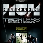 Friday 18th Apr. 8.00pm (CET) – STROM:KRAFT presents Heinrich & Heine (Hamburg, Germany) exclusive Radio Show