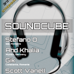 Sunday 20th Apr. 7.00pm (CET) – STROM:KRAFT presents SOUNDCUBE exclusive Radio Show