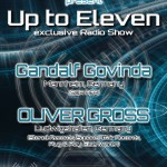 Saturday 26th Jul. 6.00pm (CET) – OLIVER GROSS presents Up to Eleven exclusive Radio Show with guest Gandalf Govinda