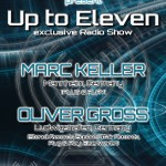 Saturday 23rd Aug. 6.00pm (CET) – OLIVER GROSS presents Up to Eleven exclusive Radio Show with guest MARC KELLER
