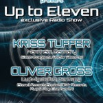 Saturday 23rd Aug. 6.00pm (CET) – OLIVER GROSS presents Up to Eleven exclusive Radio Show with guest KRISS TUFFER